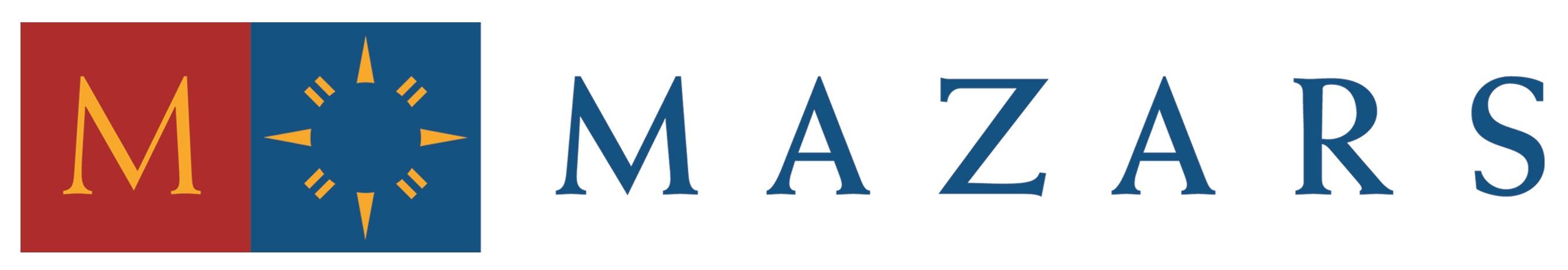 Mazars U S A Logo