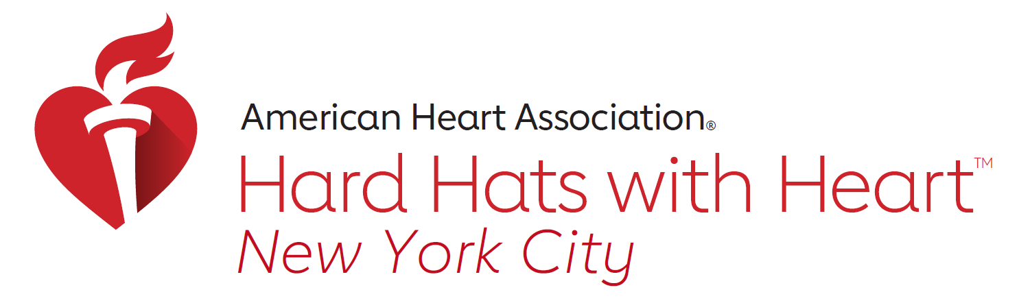 Hard Hats with Heart New York City Logo