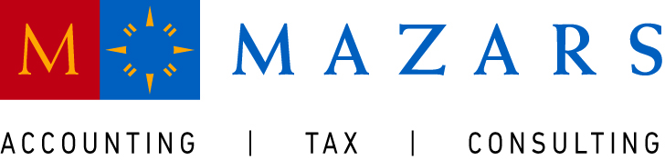 Sponsor Logo Mazars Tax Accounting Consulting