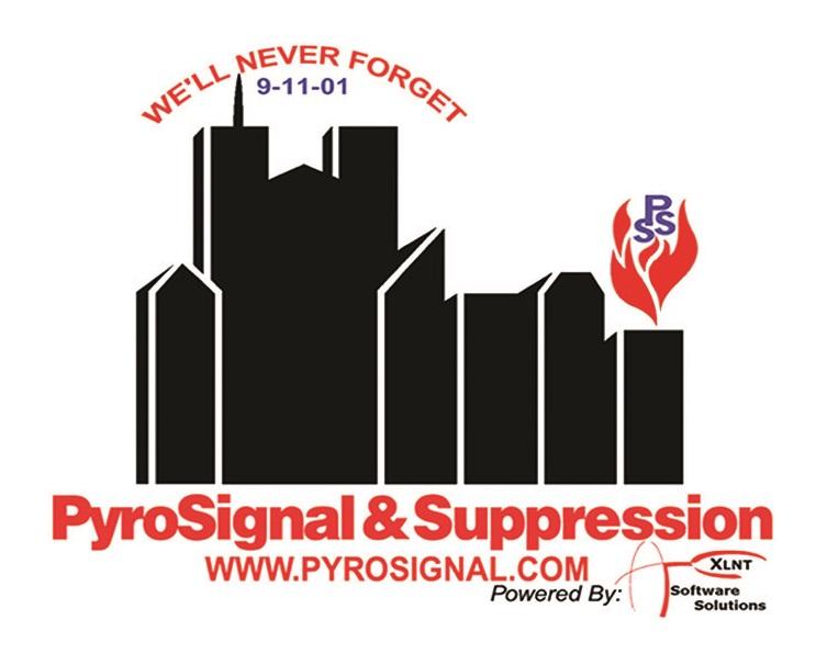 Pyrosignal and Suppression Logo