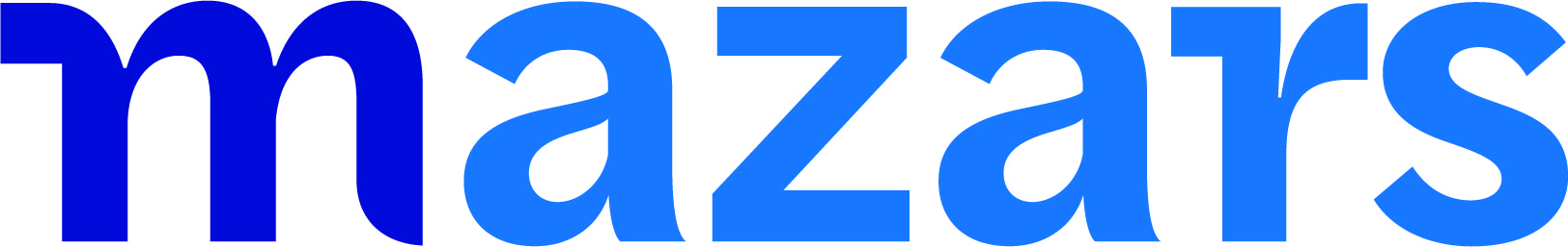 Mazars Sponsor Logo