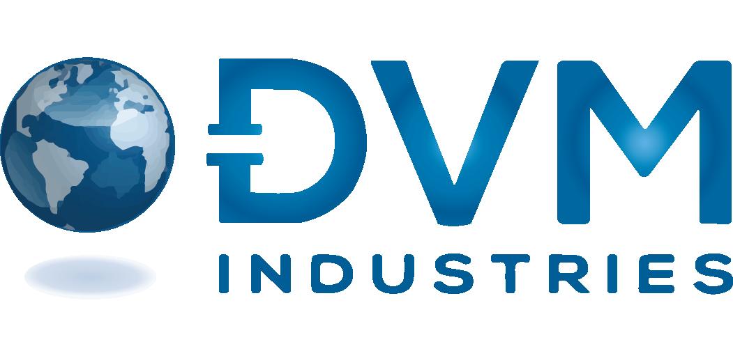 DVM Industries Sponsor Logo